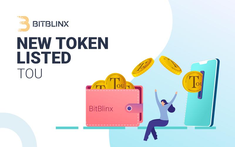 NEW LISTING in BitBlinx- TOU/USDT – TourisToken